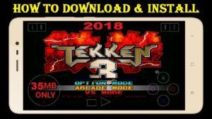 Download Tekken 3 APK